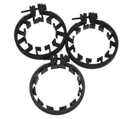 Sunrise Lens Gear Ring Mount for Follow Focus Dslr Lens Gearing (Follow Focus Ring compare prices)