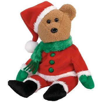 Ty Beanie Babies Kringle - Bear - 1
