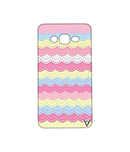 Vogueshell Multi Colour Pattern Printed Symmetry PRO Series Hard Back Case for Samsung Galaxy On7