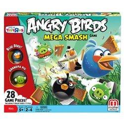Angry Birds Mega Smash Board Game