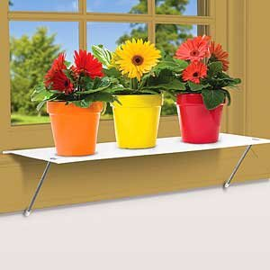 Amazon Com Window Plant Shelf Shelf Accessories