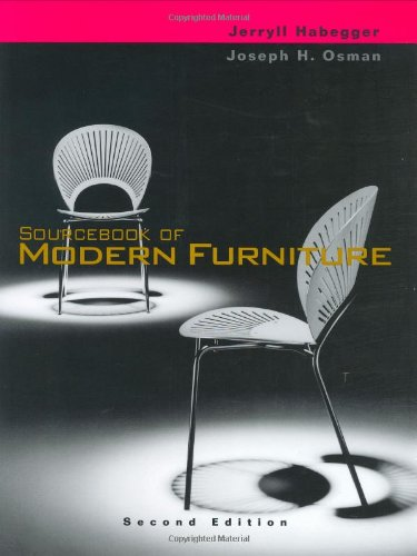 Sourcebook Of Modern Furniture (Norton Books For Architects & Designers)