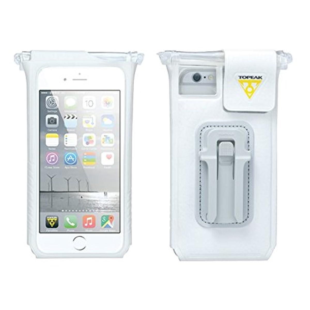 [해외] 도피쿠 스마트 폰 드라이버구 (iPhon 6Plus용) 화이트(BAG31601)