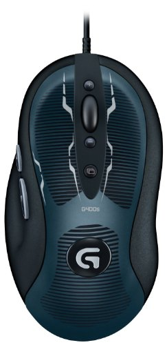 Get Logitech G400s Optical Gaming Mouse