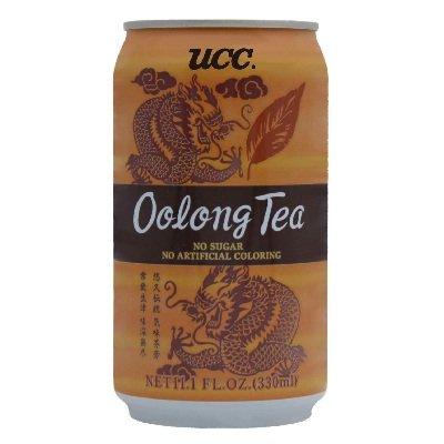 Ucc Oolong Tea Can 24X 11.1Oz