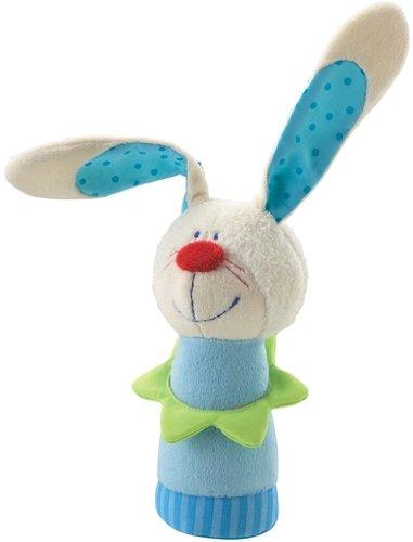 Haba Bunny Hugo Clutching figure - 1