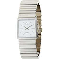 Calvin Klein K5623120 Spotlight Silver Dial Women's Watch