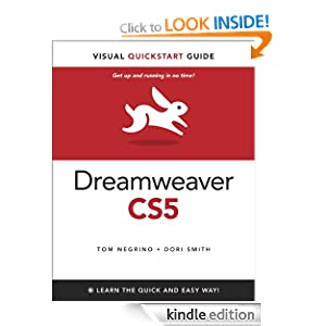 Dreamweaver CS5 for Windows and Macintosh Visual QuickStart Guide eBook