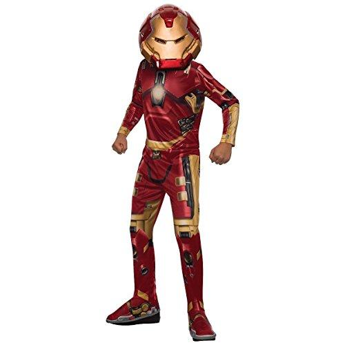 [GSG Hulkbuster Costume Kids Avengers Iron Man Superhero Halloween Dress Up] (Hulkbuster Costume For Kids)