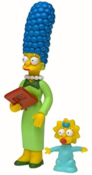 Figurine en carton taille réelle Marge Simpson Figurine en carton sur