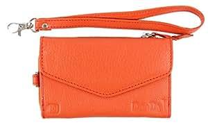 DooDa Genuine Leather Case Cover For Alcatel Idol X+