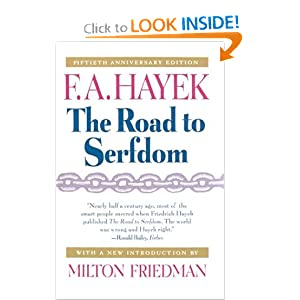 HAYEK, Friedrich - The Road To Serfdom UNABRIDGED AUDIOBOOK