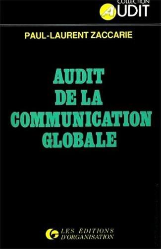 Audit de la communication globale