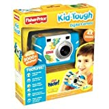 Kid Tough Digital Camera (Blue)