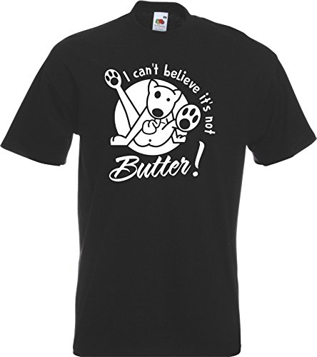 i-cant-believe-its-not-butter-dog-doggy-funny-bum-lick-tshirt