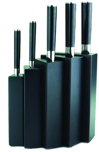 Shogun 6 piece Knife Block Set