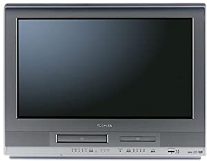 Toshiba MW26G71 26-Inch Widescreen TV/DVD/VCR Combo HDTV Ready