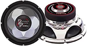 Pyramid PW577X 5-Inch 200 Watt Subwoofer by Sound Around