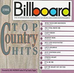 Billboard Top Country Hits: 1986