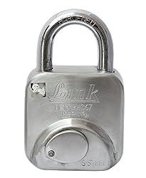 Link Lock Hi-Tech S67 Hardened Lock (Full Size) Stainless Steel 12 Pins