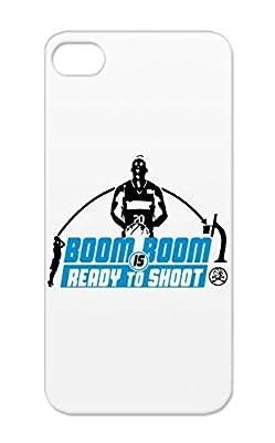 Navy Boom Basketball Basketball Real Madrid Utah State Baloncesto Jaycee Carroll Sports Utah St NCAA Acb TPU For Iphone 5 Skid-proof Case Cover