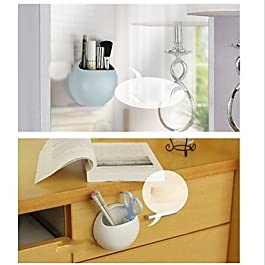 YM HOME Set?di accessori da bagno/Gadget da bagno Contemporaneo YM HOME Montaggio a muro , Light Blue , M