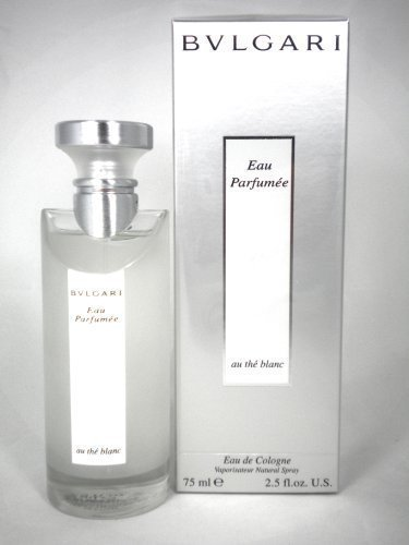 Bvlgari Au The Blanc Unisex Eau De Cologne Spray 2.5 oz, 75 ml by Bvlgari