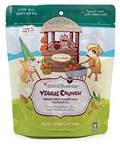 Veggie Crunch Dog Treats