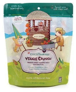 cocotherapy veggie crunch dog treats from cocotherapy at the. Black Bedroom Furniture Sets. Home Design Ideas
