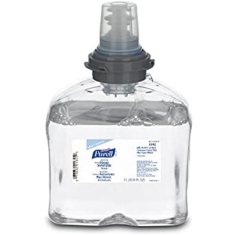 PURELL Advanced Instant Hand Sanitizer Foam, TFX Refill (Case of 2)