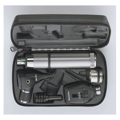 Welch Allyn Ophthalmoscope Set