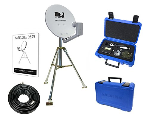 Directv 18 Inch Satellite Dish Rv Tripod Kit