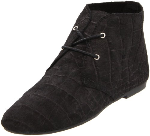 Kors Michael Kors Women'S Gilmore Flat Boot,Black,6 M Us