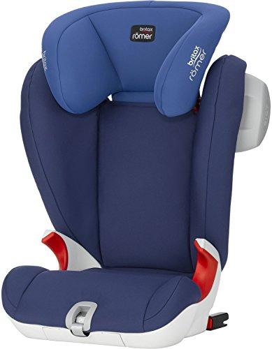 Britax-Romer 2000022480 Kidfix SL Sict Seggiolino Auto, Blu (Ocean Blue)