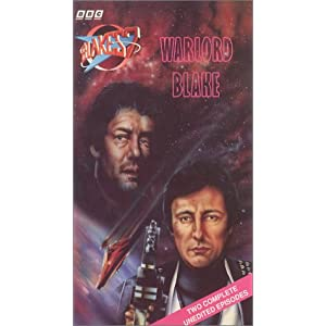 Blake's 7, Vol. 26 - Warlord / Blake movie
