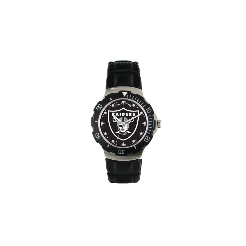 Oakland Raiders NFL Agent Sports Watch