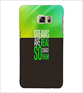 PrintDhaba Quote D-3320 Back Case Cover for SAMSUNG GALAXY NOTE 5 (Multi-Coloured)