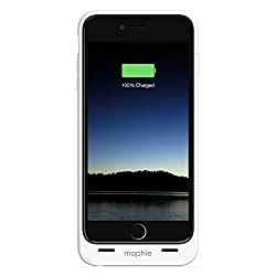 mophie juice pack for iPhone 6 Plus (2,600 mAh) - White