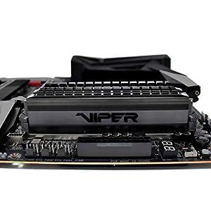 Patriot Viper 4 Blackout Series DDR4 16GB (2 x 8GB) 3200MHz Kit (Tamaño: 16 Gb)