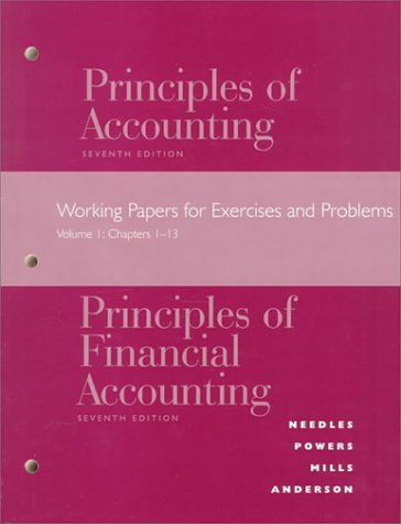 financial accounting acct1530 paper Practice exams exam #1  exam #2 fall 2015 practice exams for the fall 2015 exam 2 note: do not ignore question 49  final  please note that the practice final only has 4.