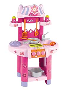 Barbie Kitchen with Accessories