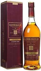 GLENMORANGIE Lasanta (Extra Matured Sherry Cask Finish) Highlands Malt Whisky 70cl Bottle