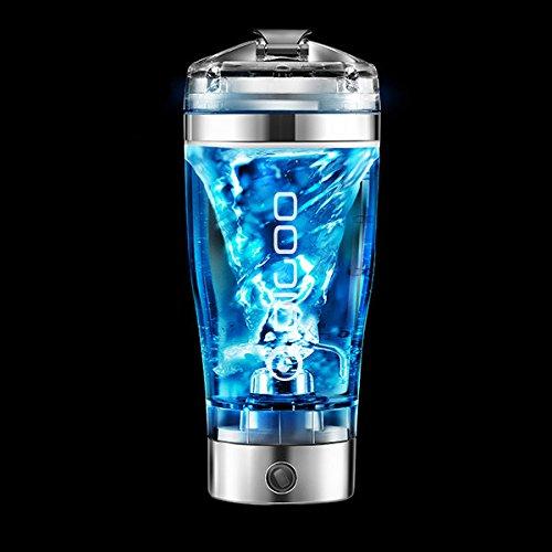 Digoo Portable Vortex Mixer Creative Auto Electric Blender Protein Bottle Baby milk Shaker Bottle Evolution (Blender Disney compare prices)