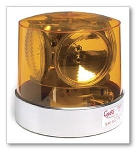 Amazon.com: Grote 76203 Rotating Beacon Light: Automotive