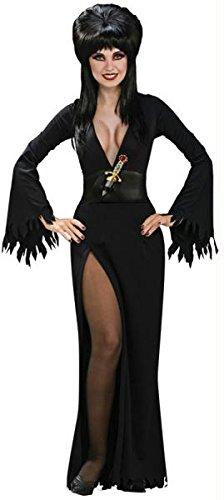 [Elvira Adult Costume (Extra Small)] (Halloween Costumes Elvira)
