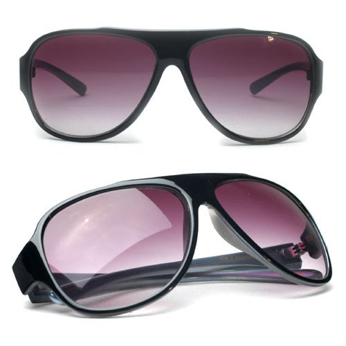 """""""Sport"""" 80's Retro Aviator Sunglasses OC Shades"""
