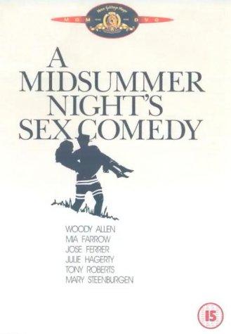 A Midsummer Nights Sex Comedy [DVD]