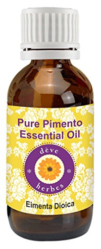 Pure Pimento Essential Oil 10ml - Turnera Dioica