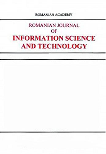 Romanian Journal of Information Science and Technology