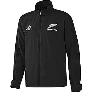 Anthem Jacket Black 13/14 All Blacks Adidas 50 - L Black